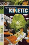 Kinetic #3 comic books for sale