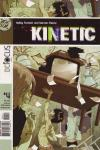 Kinetic #4 comic books for sale
