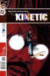Kinetic #7 comic books for sale