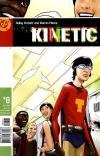 Kinetic #8 comic books for sale