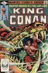 King Conan #10 comic books for sale