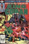 King Conan #12 comic books for sale