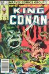 King Conan #15 comic books for sale