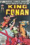 King Conan #17 comic books for sale