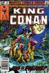 King Conan #18 comic books for sale