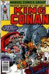 King Conan #2 comic books for sale