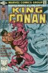 King Conan #5 comic books for sale