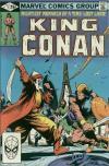 King Conan #7 comic books for sale