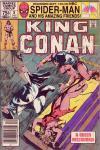 King Conan #8 comic books for sale
