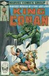King Conan #9 comic books for sale