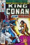 King Conan #1 comic books for sale