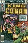 King Conan #4 comic books for sale