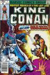 King Conan Comic Books. King Conan Comics.