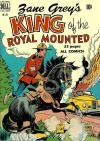 King of the Royal Mounted Comic Books. King of the Royal Mounted Comics.