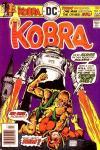 Kobra #3 comic books for sale