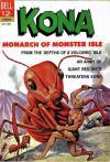 Kona #7 comic books for sale