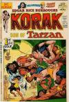 Korak: Son of Tarzan # comic book complete sets Korak: Son of Tarzan # comic books