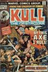 Kull the Conqueror #11 comic books for sale