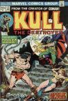 Kull the Conqueror #12 comic books for sale