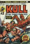 Kull the Conqueror #14 comic books for sale