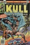 Kull the Conqueror #16 comic books for sale