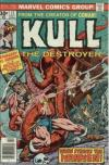 Kull the Conqueror #17 comic books for sale