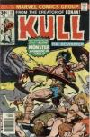 Kull the Conqueror #18 comic books for sale