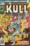Kull the Conqueror #19 comic books for sale