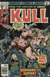 Kull the Conqueror #20 comic books for sale