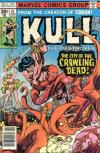 Kull the Conqueror #21 comic books for sale