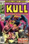 Kull the Conqueror #22 comic books for sale