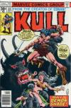 Kull the Conqueror #23 comic books for sale