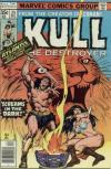 Kull the Conqueror #24 comic books for sale