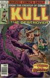 Kull the Conqueror #25 comic books for sale