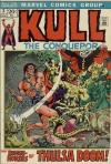 Kull the Conqueror #3 comic books for sale