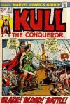 Kull the Conqueror #5 comic books for sale