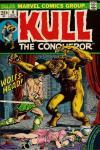Kull the Conqueror #8 comic books for sale