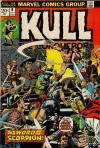 Kull the Conqueror #9 comic books for sale