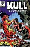 Kull the Conqueror Comic Books. Kull the Conqueror Comics.