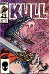 Kull the Conqueror #10 comic books for sale