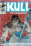 Kull the Conqueror #4 comic books for sale