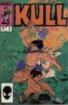 Kull the Conqueror #6 comic books for sale
