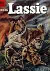 Lassie #18 comic books for sale