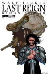 Last Reign #3 comic books for sale