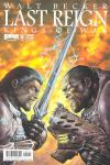 Last Reign #5 comic books for sale