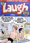Laugh Comics #53 Comic Books - Covers, Scans, Photos  in Laugh Comics Comic Books - Covers, Scans, Gallery