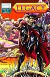 Legacy # comic book complete sets Legacy # comic books