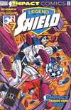 Legend of the Shield #11 comic books for sale