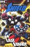 Legend of the Shield #12 comic books for sale