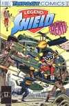 Legend of the Shield #2 comic books for sale